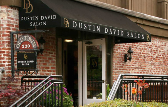 Dustin David Salon Old Town Los Gatos Hair Cuts Color Services Blow Outs and more