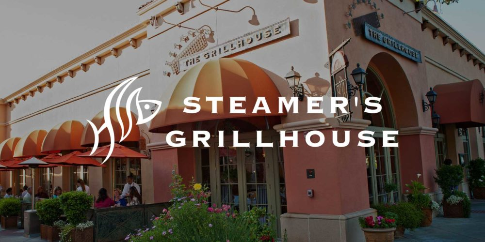 Steamer's Grillhouse Seafood Restaurant in Los Gatos at Old Town