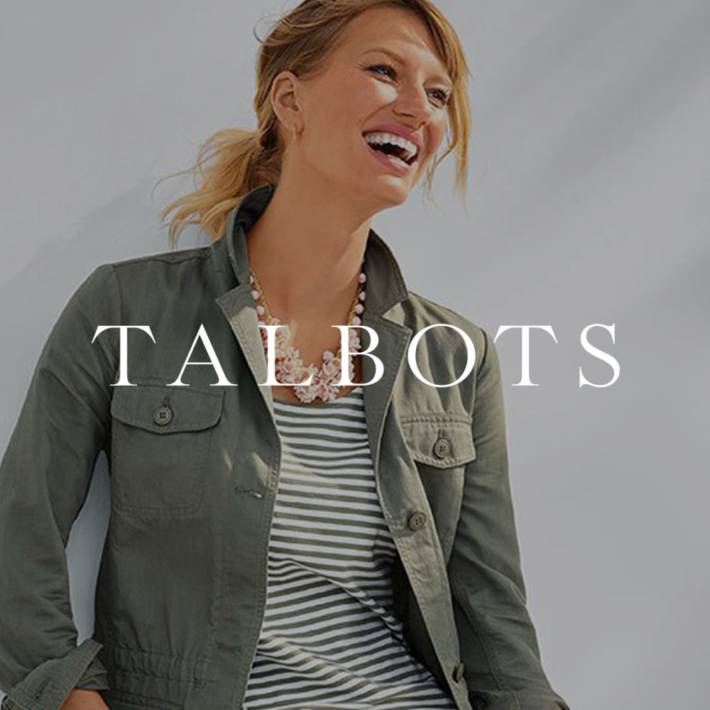 Talbots Women's Clothing and Accessories in Old Town Los Gatos