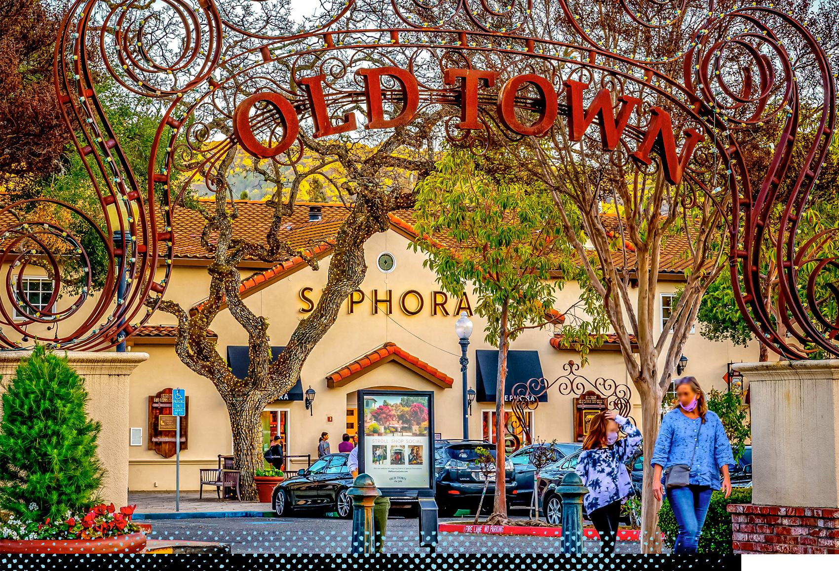 Sephora Now Open Old Town Los Gatos