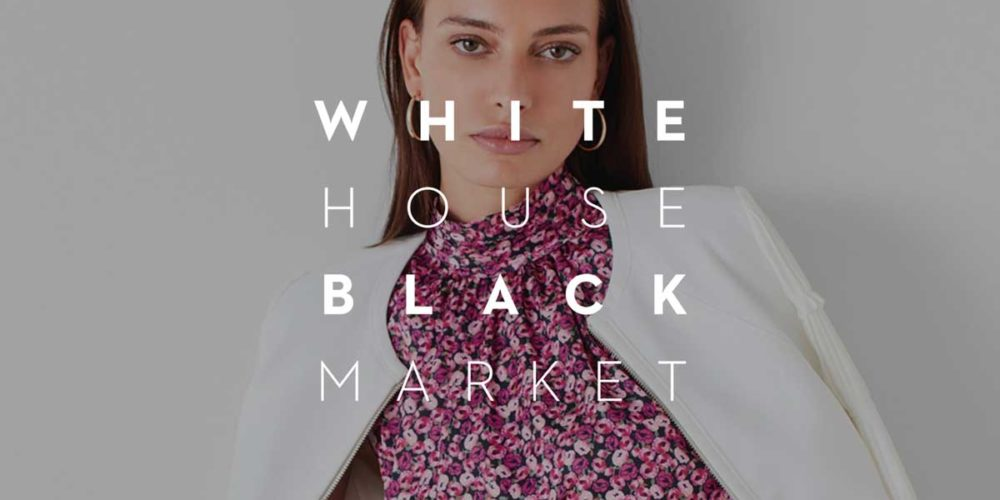 Shop women's clothing at White House Black Market in Old Town Los Gatos